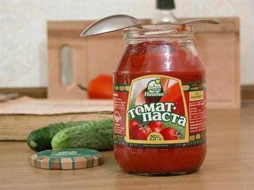 томат паста Найдис