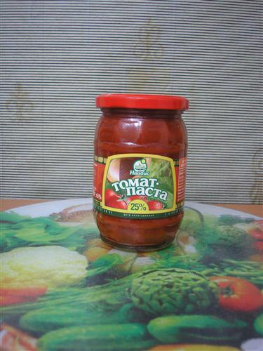 томатная паста Найдис